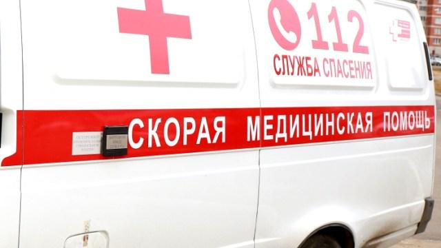 В Санкт-Петербурге столкнулась маршрутка и грузовик, пострадали 11 человек