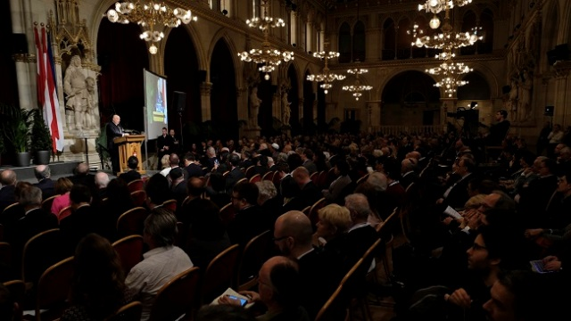 Президент ЕЕК Вячеслав Моше Кантор: победа над антисемитизмом – наша амбициозная задача