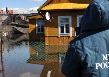 Ленинградская область готовится к вероятному наводнению