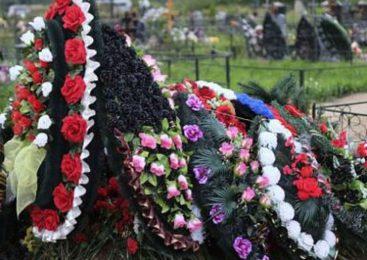 Захоронены останки 1 565 воинов, погибших во время ВОВ