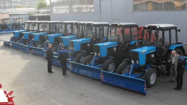 Компания «Технокор» доставит спец- и сельхозтехнику всеми видами наземного транспорта