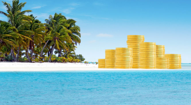 Центробанк России «прячет» государственные активы на офшорных счетах в Бельгии и на Каймановых островах
