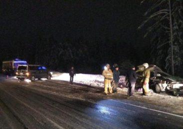 В Ленобласти в ДТП погибла мама с 6-месячной девочкой на руках